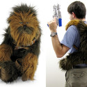 Chewbacca The Backpack