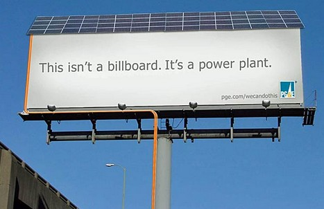 Billboard Power Plant
