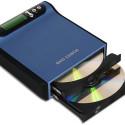 DVD Coach Single-Target Portable DVD Duplicator