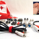 Electronic Musician's Emergency Adapters Kit