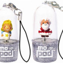 OGCC Day 11 – Festive Mopod Cellphone Charms