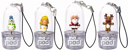 Festive Mopods (Images courtesy Amazon.co.uk)