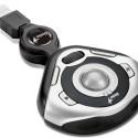 Genius Traveler 350 Portable Trackball Mouse