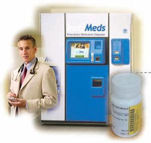 InstyMeds Prescription Dispenser (Image courtesy InstyMeds)