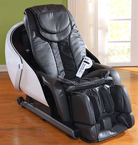 OSIM uSpace Massage Chair (Image courtesy Brookstone)