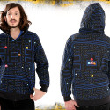 Pac-Man Maze Hoodie – Wear The 80's With Pride