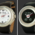 PHOSPHOR Ana-Digi Watches With E Ink Display