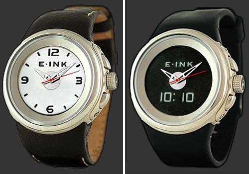Phosphor Ana-Digi Watch (Images courtesy Art Technology)