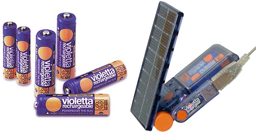 Violetta Solargear (Images courtesy Studio del Sole)