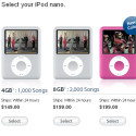 Pink iPod Nano Arrives In Time For Valentine's Day