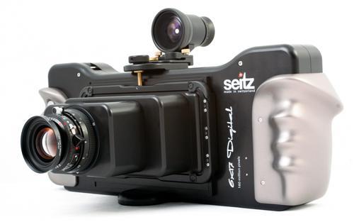 Seitz 160mpx Camera