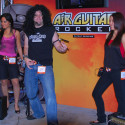 [CES 2008] Guitar Hero: Air Guitar Rocker
