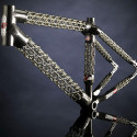 Tiny Carbon Fiber Pyramids Used For Lighter & Stronger Bike Frames