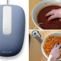 Belkin Washable Mouse – Cheap, Simple And Cheetos Resistant