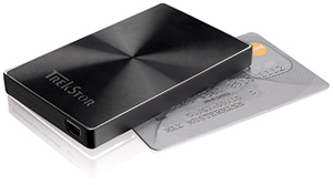 TrekStor DataStation microdisk (Image courtesy TrekStor)