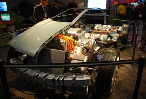 GM Hydrogen Powertrain
