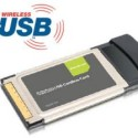 IOGear Wireless USB PC Card