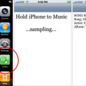 iPhone Gets Song Recognition… Unofficially