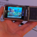 [CES 2008] LG Emotion 3D Mobile Broadcasting