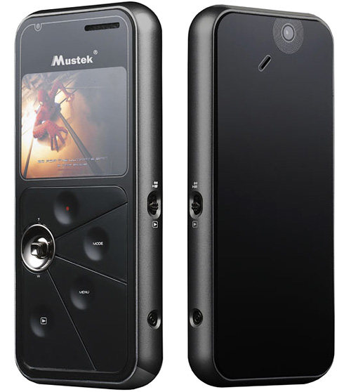 Mustek DV300T (Images courtesy Mustek)