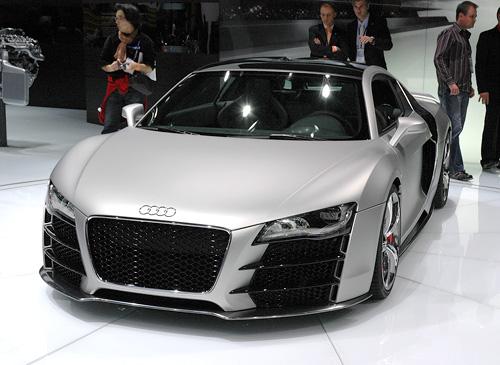 audi diesel canada. The Audi R8