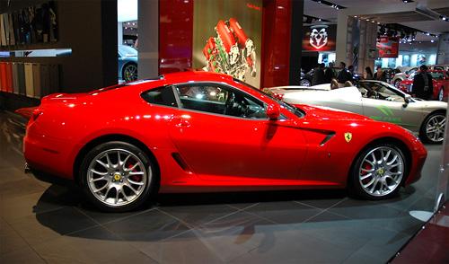 Ferrari 599 GT8 Fiorano (Image property of OhGizmo!)