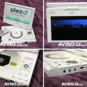 Plezo's New Portable DVD Player Boasts A 9.2-inch Swivelling Screen