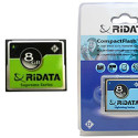 RIDATA Introduces SMART Compact Flash Cards