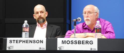 Stephenson Mossberg
