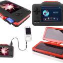 Solar Powered Handheld Nintendo Emulator