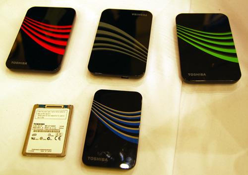 Toshiba External Drives