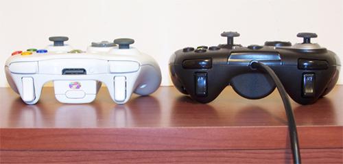 Cyborg Rumble vs 360 Wireless