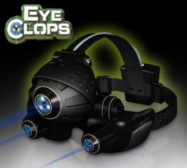 EyeClops Night Vision Turns Your Kid Into A Real Spy