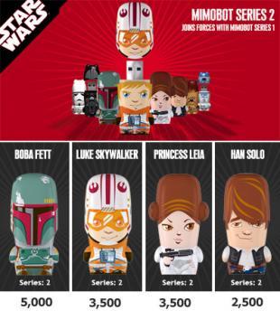 Star Wars Mimobots