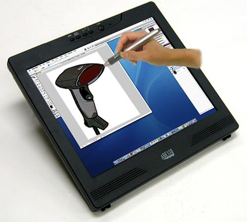 Adesso Adesso CyberTablet M17 (Image courtesy Adesso)