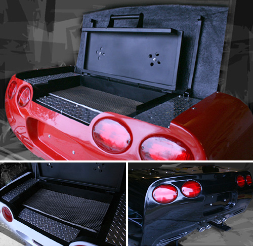 BBQ Vette (Images courtesy BBQVette.com)