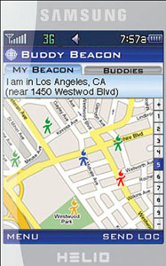 Buddy Beacon