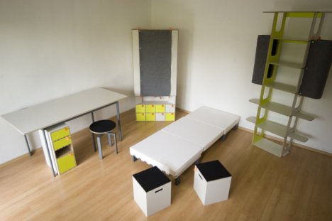 Apartment In A Box