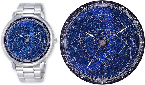 Citizen Astrodea Watch (Image courtesy Japan Trend Shop)