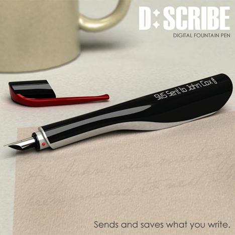 D:Scribe Pen