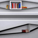 Elastico Bookshelf Concept – Functional And Flexible