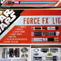 Master Replicas Force FX Lightsaber Construction Set – Just Like The One Real Jedis Use