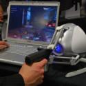 GDC08: Novint Falcon Haptic Controller Gets A Pistol Grip, Starts To Make Sense