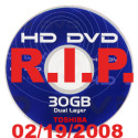 It's Official – Toshiba Kills Off HD DVD