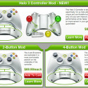HG XBox 360 Controllers Come Custom Modded With Duplicate Buttons