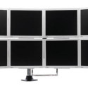 Easily Mount Up To Eight Monitors To Your Desk