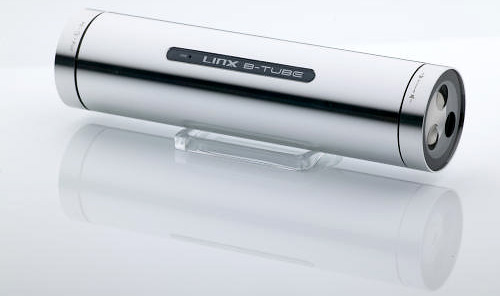 LINX B-Tube Speaker (Image courtesy Amazon.co.uk)