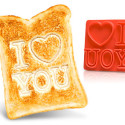 I Love You Toast Embosser Is My Valentine