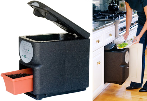 NatureMill PRO Indoor Composter (Images courtesy Naturemill)