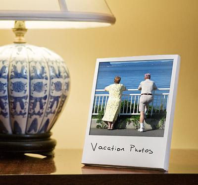 Polaroid Frame Concept